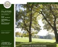 Bild Webseite  Igling