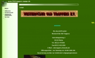 Website Westernclub Old Trappers