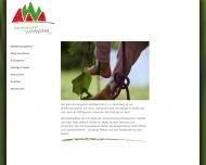 Bild Webseite Naturkindergarten Waldwichtel Nürnberg