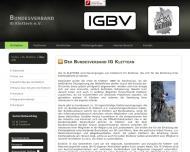 Website IG Klettern