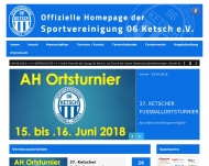 Bild Sportvereinigung 06 Ketsch e.V