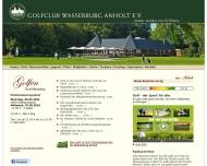 Bild Webseite  Isselburg