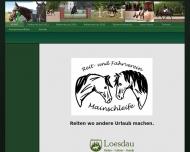 Bild Webseite  Volkach