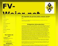 Bild Sporthaus Fußballverein Weier e.V.