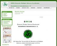 Bild Deutsche Multiple Sklerose Gesellschaft MS Kontakt-Kreis Gelsenkirchen e.V.