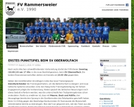 Bild Fußballverein Rammersweier e.V.