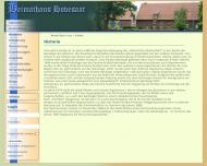 Website Heimathaus Hovesaat Volkstanzgruppe Heimatverein