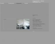 Website Guggenbichler + Netzer Architekten