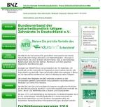 Bild Bundesverband der naturheilkundlich tätigen Zahn-ärzte in Deutschland e.V.