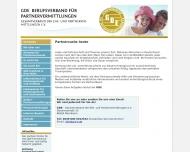Bild Gesamtverband der Eheanbahnungen u. Partnervermittlungen e.V.
