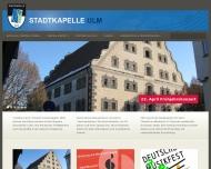 Bild Musikverein Ulm-Söflingen gegründet 1920 Stadtkapelle Ulm