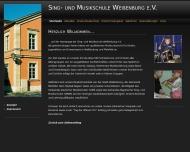 Bild Sing- u. Musikschule Weißenburg e.V.