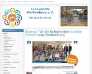 Bild Lebenshilfe für geistig Behinderte Kreisvereinigung Weißenburg e.V.