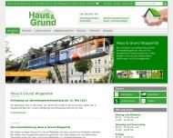 Bild Haus-, Wohnungs- und Grund eigentümer Verein in Wuppertal und Umgebung e.V.