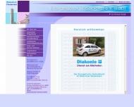 Bild Webseite Evangelischer Sozialdienst München