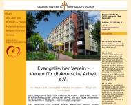 Bild Evangelischer Verein -Verein für Diakonische Arbeit- e.V. in Stuttgart-Bad Cannstatt