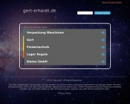 Bild Webseite Erhardt Gert Nürnberg