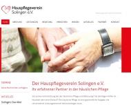 Bild Gemeinnütziger Hauspflegeverein Solingen