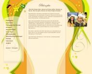 Website Spielgruppe Estrelinha e. V.