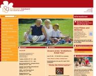Bild Webseite Bundeswehr Sozialwerk Düsseldorf