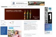 Bild Webseite Rationalisierung  und Innovationszentrum NRW Düsseldorf