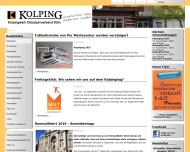 Bild Webseite Kolping-Bildungswerk Diözesanverband Köln Köln