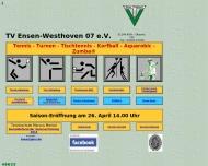 Bild TV Ensen-Westhoven 07 e.V.