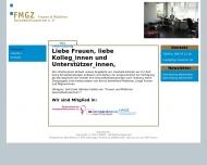 Bild Webseite Feministisches Frauengesundheitszentrum Frankfurt