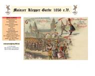 Bild Webseite Mainzer Klepper-Garde 1856 Mainz