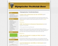 Bild Olympischer Fechtclub Bonn (O.F.C.B.) e.V.