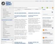 Bild ZDH-Zert Verein für Qualität im Handwerk und in der gewerblichen Wirtschaft e.V.