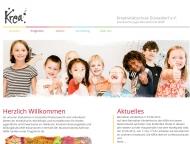 Bild Webseite Kreativitätsschule Düsseldorf Düsseldorf