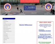 Bild Webseite Kölner Eis-Klub Köln