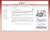 ALV Arbeitnehmer Lohnsteuerhilfeverein E.V. - seit 1983