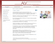 Website Arbeitnehmer Lohnsteuerhilfeverein