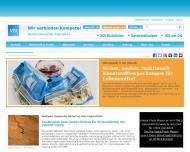 Bild Webseite Verein Deutscher Ingenieure Kölner Bezirksverein Köln