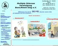 Bild Multiple Sklerose -Vereinigung Bonn/Rhein e.V