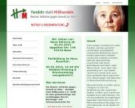 Bild HsM Bonner Initiative gegen Gewalt im Alter e.V. Beratungsstelle