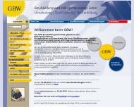 Bild Webseite Gemeinnütziges Berufsbildungswerk Köln