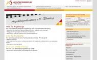 Bild Webseite Griechischer Epirus-Verein Nürnberg Nürnberg