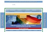 Bild Webseite AIDS-Hilfe Magdeburg Magdeburg