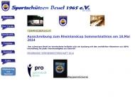 Bild Sportschützen Beuel 1965 e.V. Schießstand