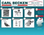 Carl Becken GmbH Co