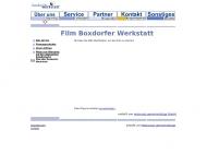 Website Behinderte/Boxdorfer WfbM