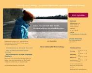 Bild Webseite Wildwasser Freiburg im Breisgau