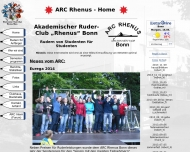 Bild Akademischer Ruderclub Rhenus e.V.