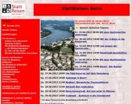 Bild Stattreisen Büro Bonn erleben e. V.