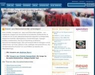 Bild Webseite Komitee für Grundrechte und Demokratie Köln