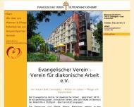 Bild Evangelischer Verein für Diakonische Arbeit e.V. , Pflegeheim u. Betreutes Wohnen