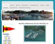 Bild Webseite Wassersport-Gemeinschaft Konstanz-Egg e. V. Konstanz